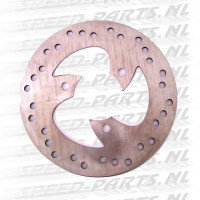 Remschijf DMP - Aprilia RS50 1999-2006 - Voor