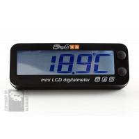 Teller Stage 6 - Toerenteller inclusief temperatuurmeter Mini MK2