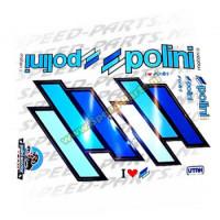 Stickerset - Polini 11 Delig
