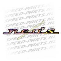 Sticker - Yamaha Neo's Dik