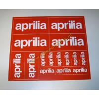 Stickerset - Aprilia 15 Delig