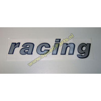 Sticker - Racing Chroom
