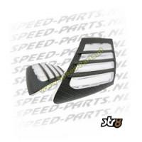 Luchthapperset - Aprilia SR Factory - Carbon / Transparant