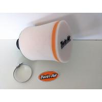 TwinAir Powerfilter schuim - 63 mm aansluiting / 126 mm diameter