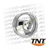 Achtervelg TNT - Yamaha Aerox Chroom