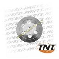 Koppelingshuis TNT - Piaggio / Peugeot Chroom