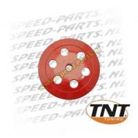 Koppelingshuis TNT - Minarelli 107 mm Rood