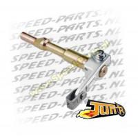 Koppelingshevel blok Tun'R - Minarelli AM6 - Aluminium