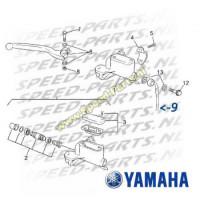 Rempomp deksel -  Yamaha TZR