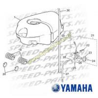 Benzinekraan - Yamaha TZR