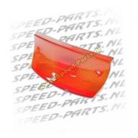 Achterlichtglas Peugeot Buxy Zenith rood