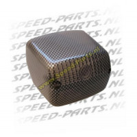 Achterlichtglas Peugeot Fox carbon