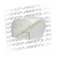 Achterlichtglas Peugeot Fox wit