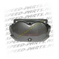 Achterlichtglas - Yamaha Neo`s - Carbon