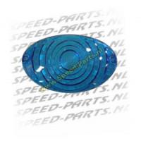 Achterlichtglas RS50 1999-2005 blauw