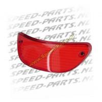 Achterlichtglas Peugeot Speedfight1 rood