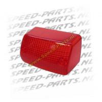 Achterlichtglas Honda Wallaroo rood