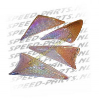 Knipperlichtglasset Speedfight multicolor