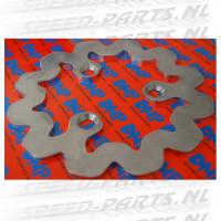 Remschijf DMP Wave - Yamaha Aerox / Neo's / NRG / SR50 - Voor