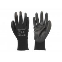 Werkhandschoen universeel - Zwart (A-kwaliteit)