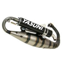 Uitlaat Yasuni Carrera 16 Carbon voor Minarelli verticaal