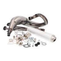 Uitlaat Yasuni Cross ML MAX Aluminium voor Aprilia RX, SX, Derbi Senda, Gilera (EBE, EBS, D50B)