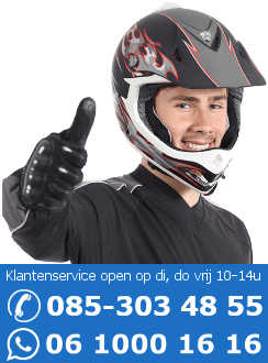 scooterhelm klantenservice van speed-parts.nl