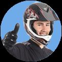 helm4u ervaring scooterhelm