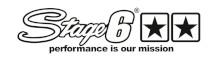 Stage6 onderdelen